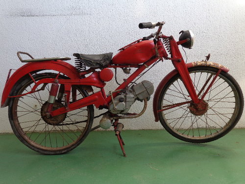 1958 Moto guzzi 65 of 1962 For Sale (picture 1 of 4)