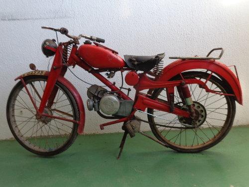 1958 Moto guzzi 65 of 1962 For Sale (picture 2 of 4)