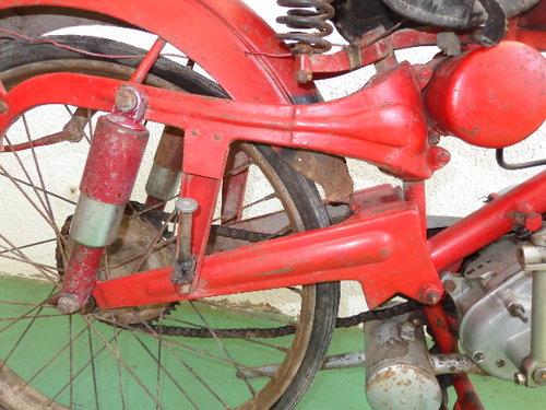 1958 Moto guzzi 65 of 1962 For Sale (picture 3 of 4)
