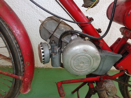 1958 Moto guzzi 65 of 1962 For Sale (picture 4 of 4)