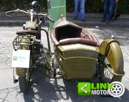 1928 Guzzi 500 Sport - Sidecar ASI For Sale (picture 5 of 6)