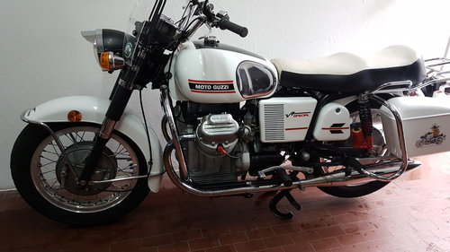 1973 Moto Guzzi V7 Special For Sale (picture 2 of 6)
