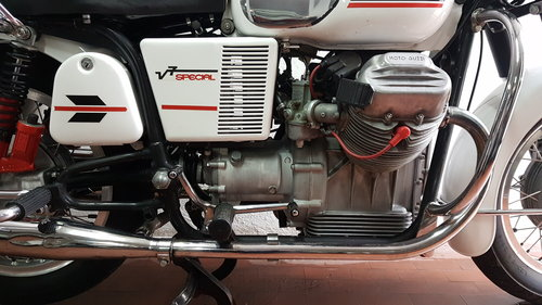 1973 Moto Guzzi V7 Special SOLD (picture 3 of 6)
