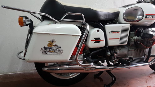 1973 Moto Guzzi V7 Special SOLD (picture 6 of 6)
