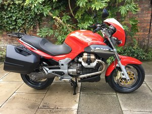 Picture of 2005 Moto Guzzi Breva 1100, 10,200 miles, FSH, Immaculate  SOLD