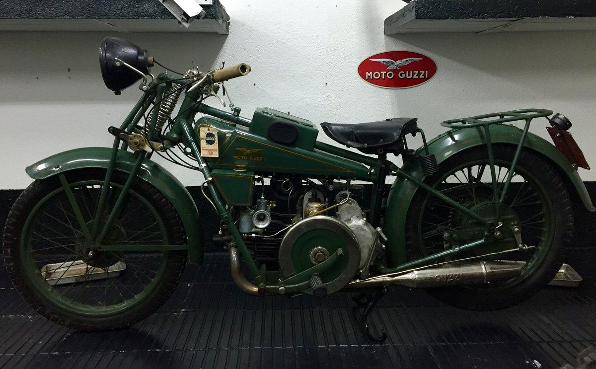 1928 Moto Guzzi Sport 14 500cc For Sale (picture 3 of 4)