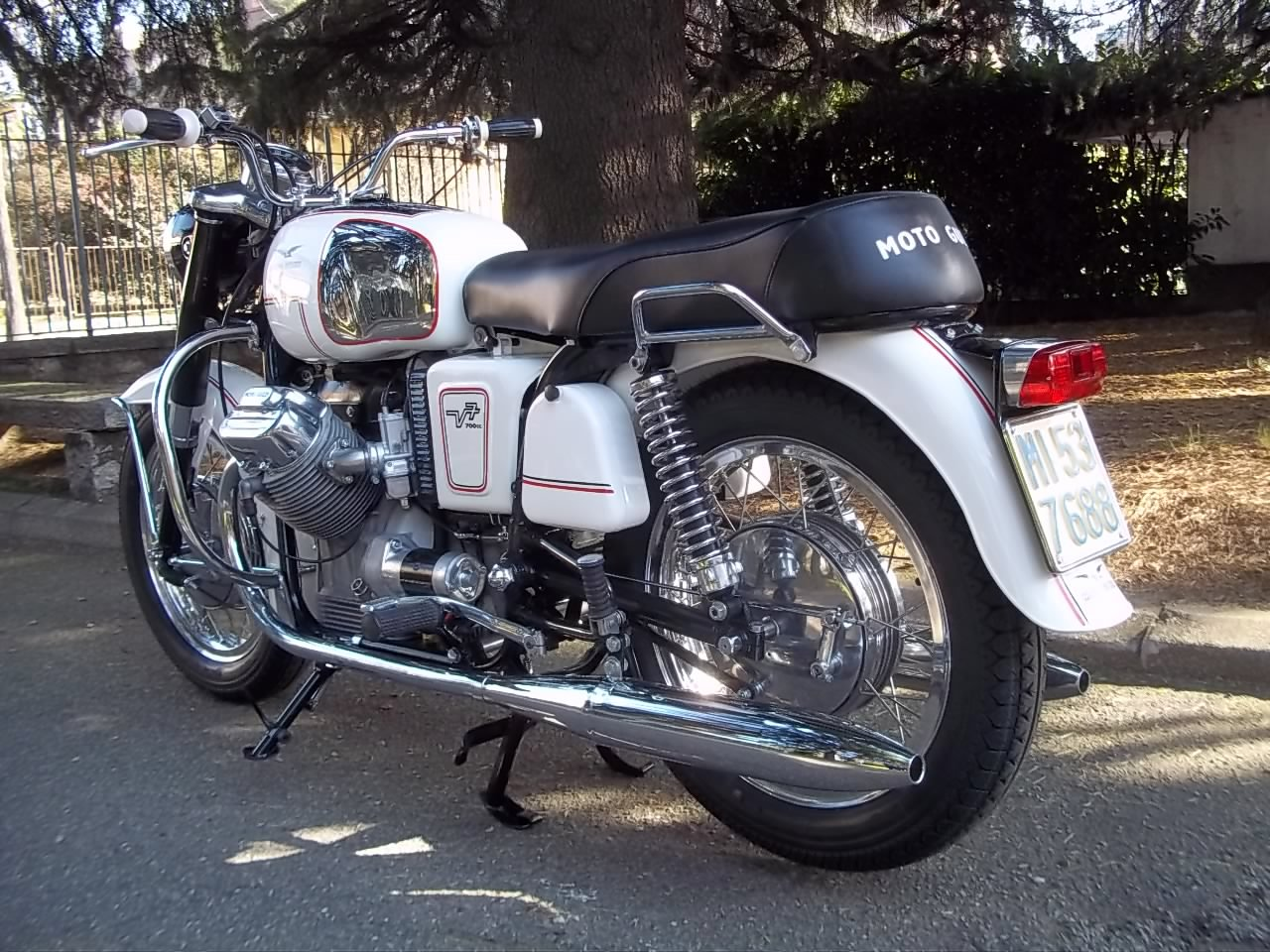 1969 MOTO GUZZI V7 For Sale (picture 2 of 6)