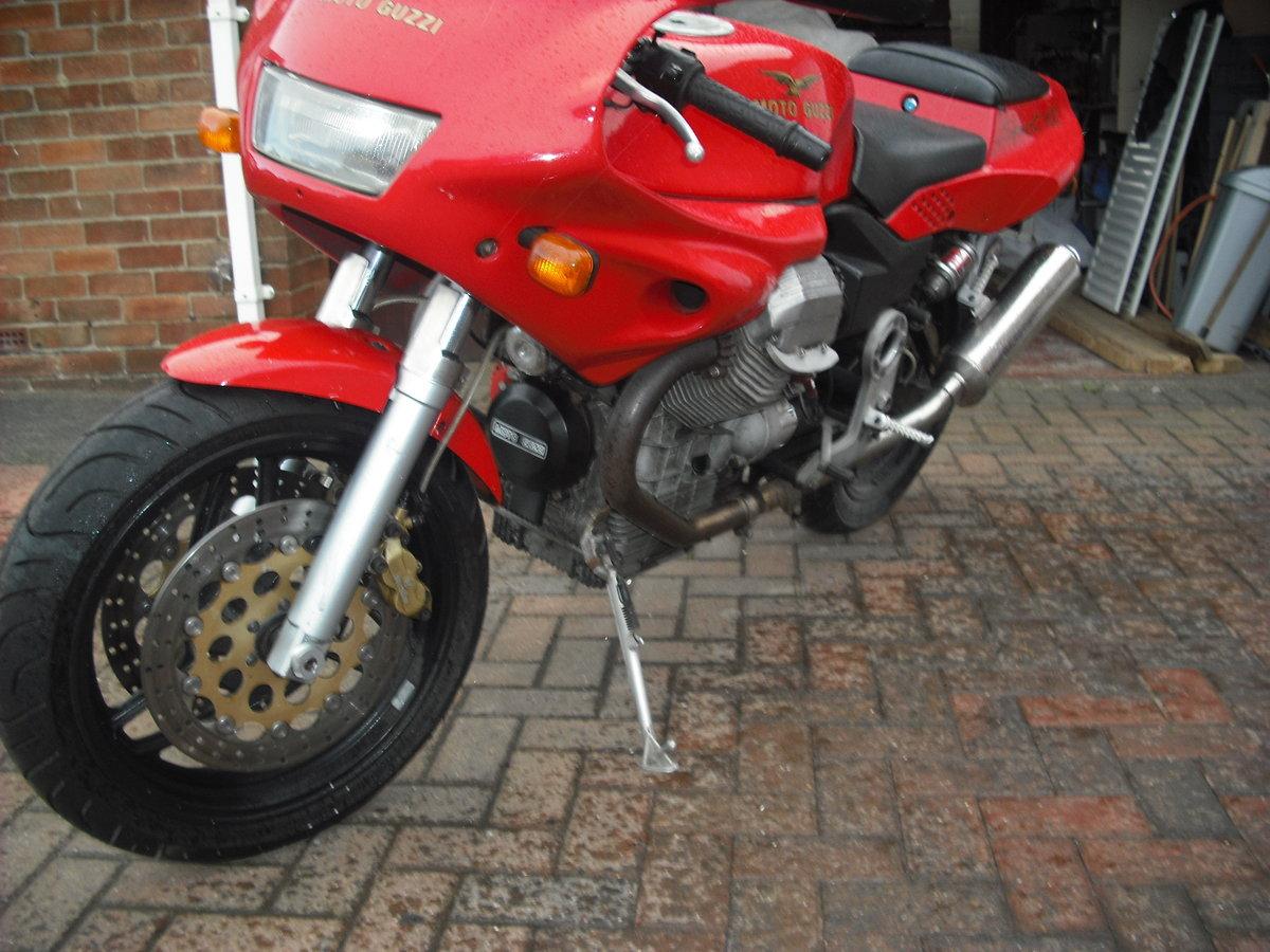 1995 Moto Guzzi SOLD (picture 2 of 4)
