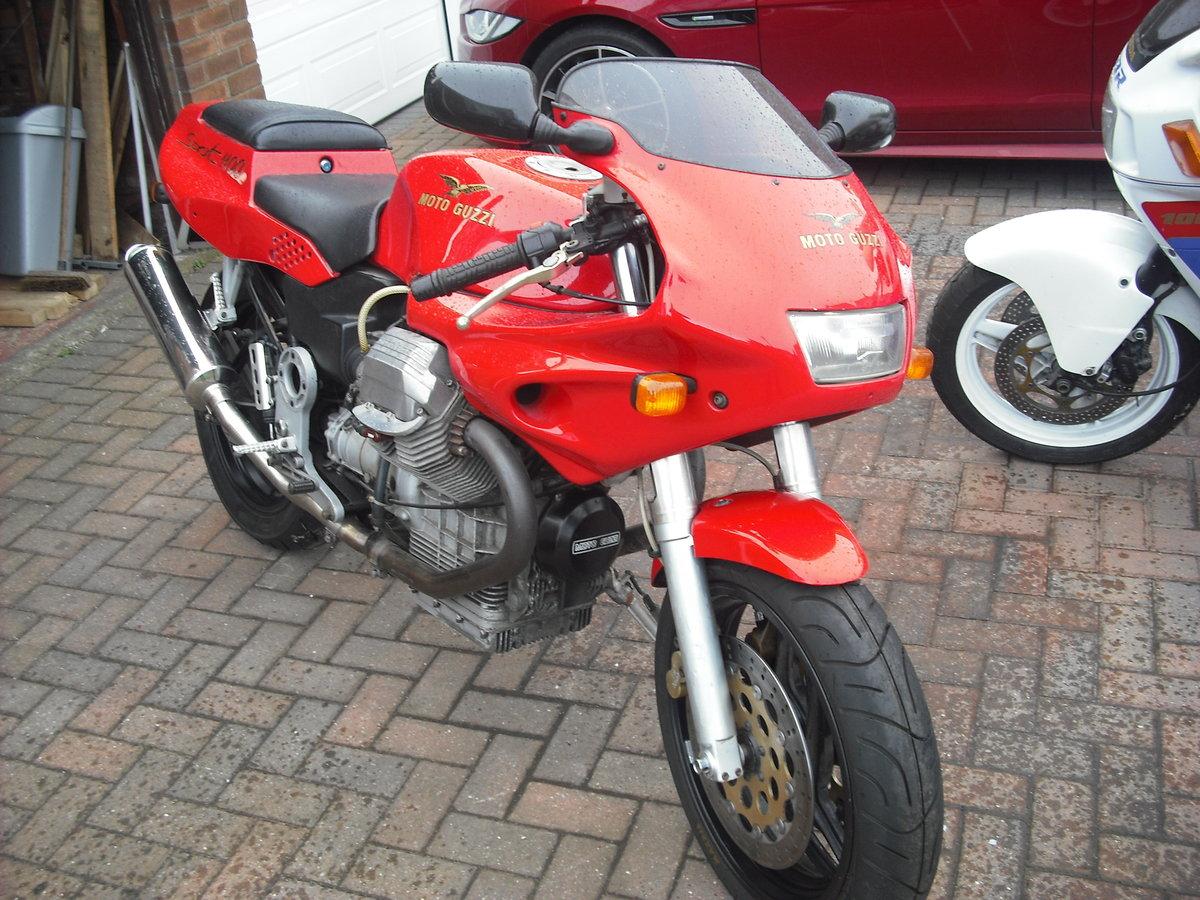 1995 Moto Guzzi SOLD (picture 3 of 4)