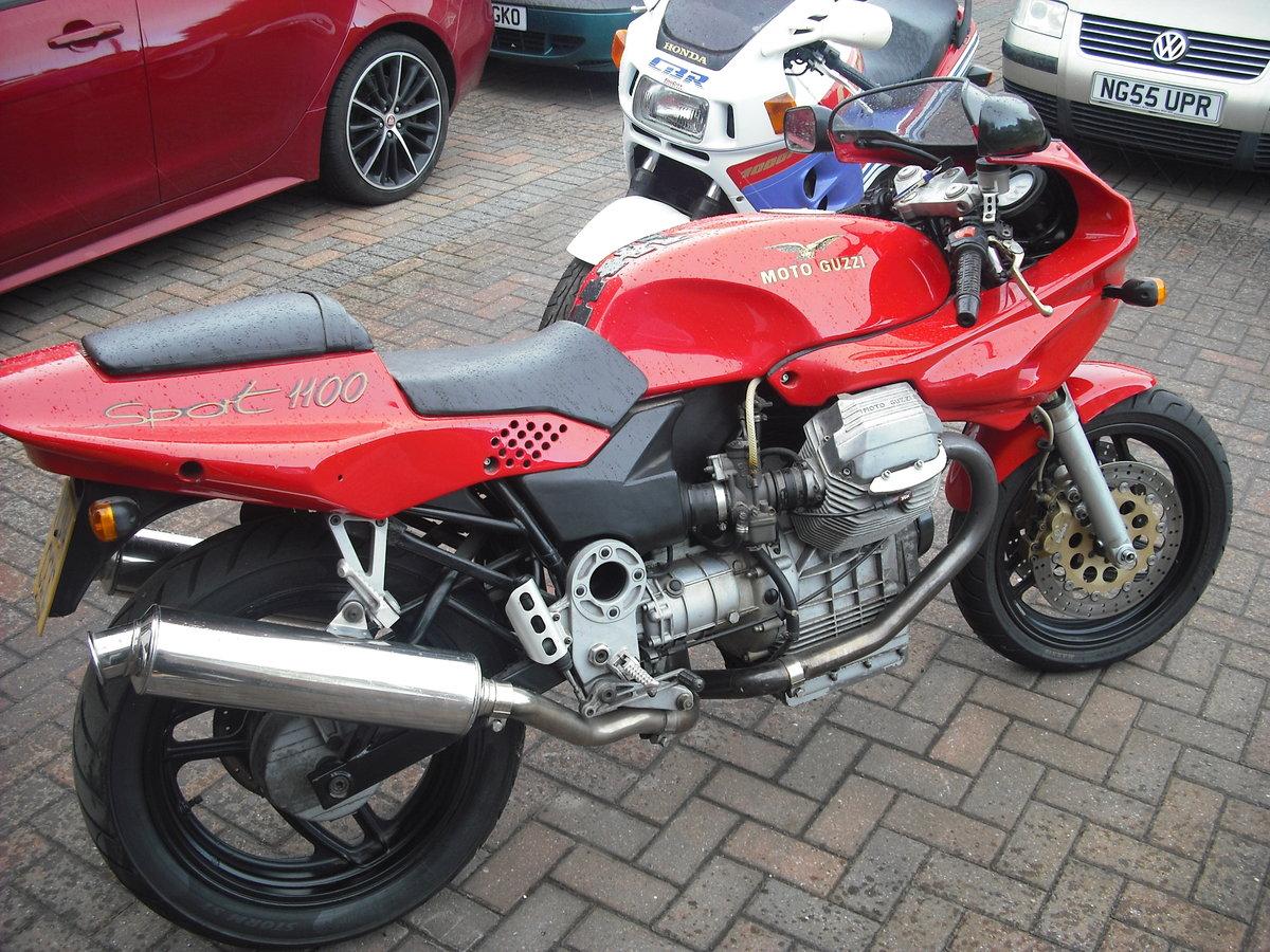 1995 Moto Guzzi SOLD (picture 4 of 4)