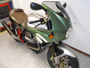 2002 Moto Guzzi le mans Tenni no 101 out off 150 For Sale