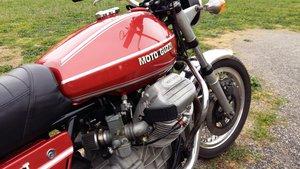 1976 Moto Guzzi 850 T For Sale