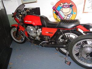 1980 moto guzzi le mans 2 For Sale