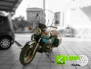 1978 Moto Guzzi V 1000 IDROCONVERT - CONSERVATA -