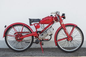 1947 Moto Guzzi Motoleggera 65 Guzzino Modell A  For Sale