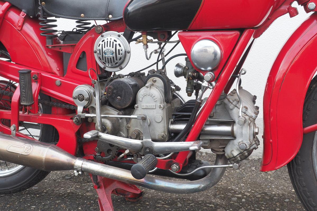 1947 Moto Guzzi Airone 250  SOLD (picture 3 of 6)