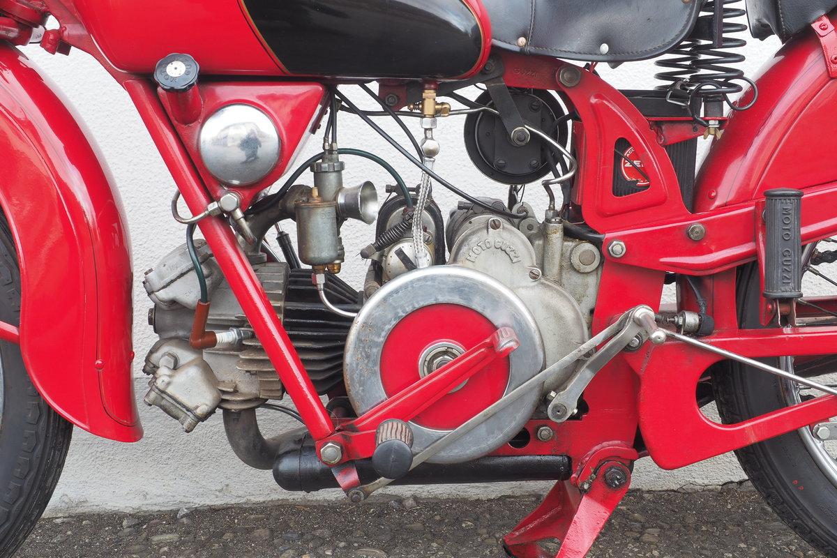 1947 Moto Guzzi Airone 250  For Sale (picture 4 of 6)