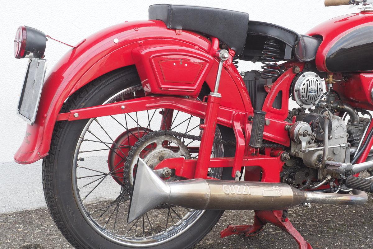 1947 Moto Guzzi Airone 250  SOLD (picture 5 of 6)