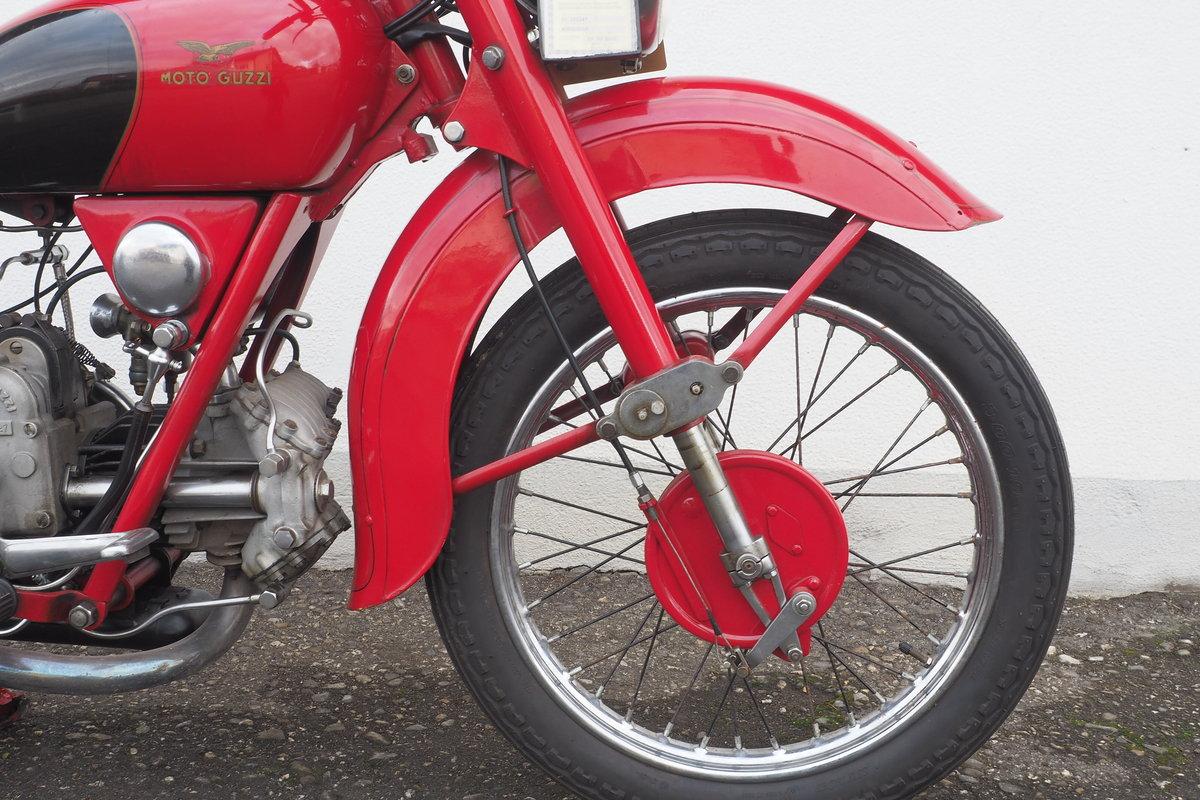 1947 Moto Guzzi Airone 250  SOLD (picture 6 of 6)