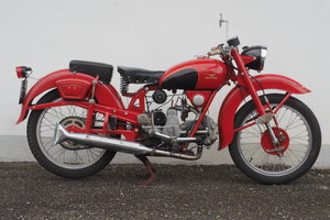1951 Moto Guzzi Airone  250   For Sale