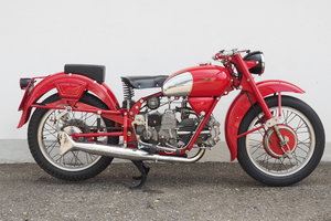 1955 Moto Guzzi Falcone Sport 500 SOLD