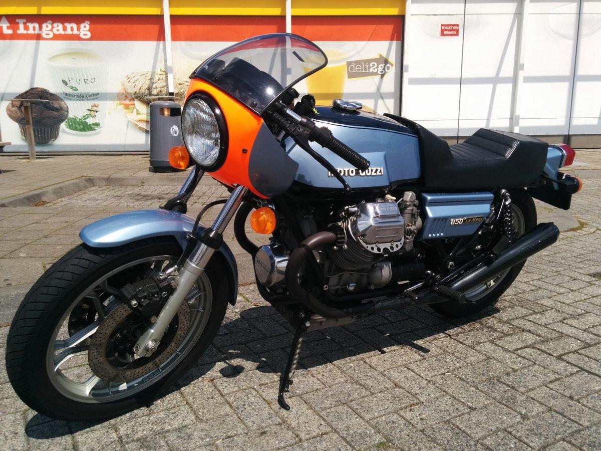 1976  Moto Guzzi Le Mans  For Sale (picture 1 of 6)
