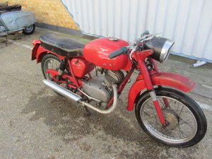 MOTO GUZZI STORNELLO 125 CC  ITALIAN MOTORCYCLE  For Sale