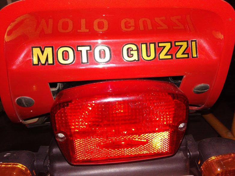 1993 Moto Guzzi 750 Targa For Sale (picture 1 of 6)