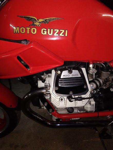 1993 Moto Guzzi 750 Targa For Sale (picture 3 of 6)