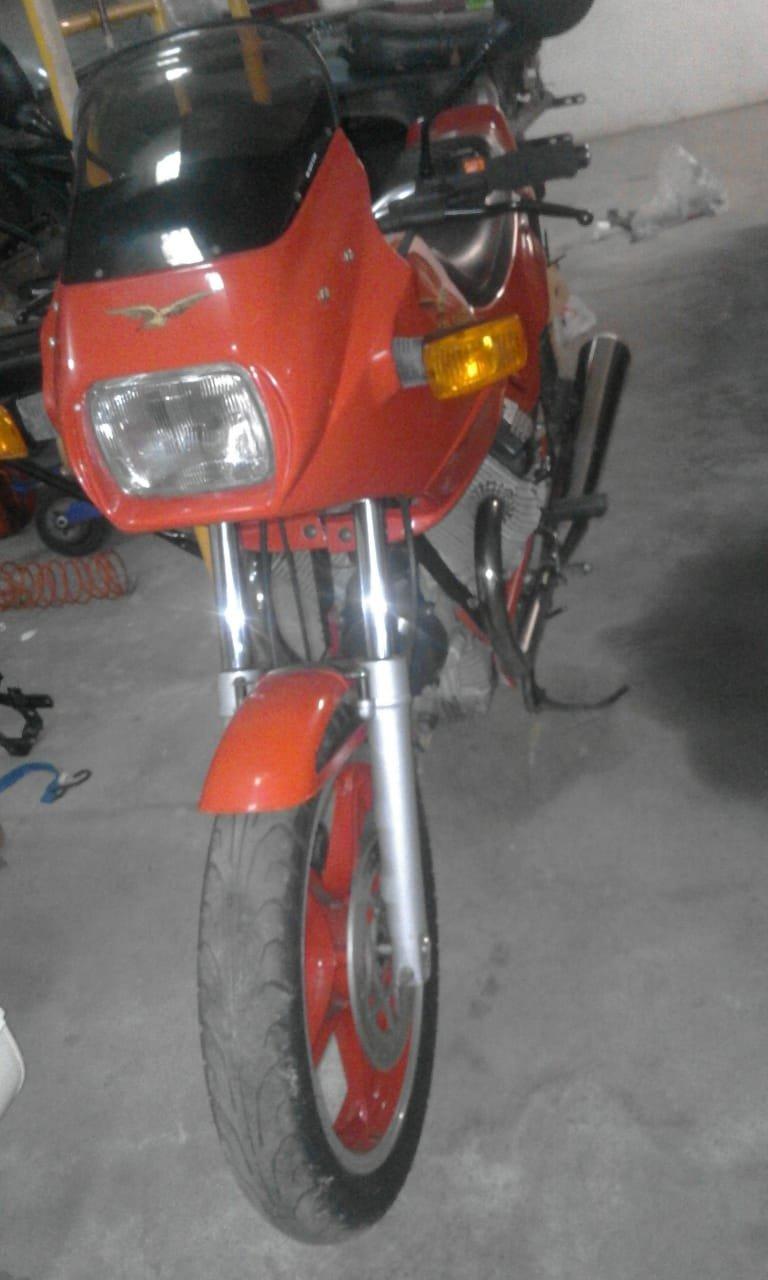 1993 Moto Guzzi 750 Targa For Sale (picture 4 of 6)