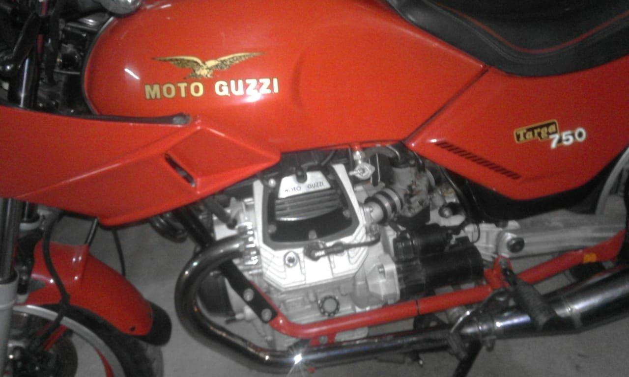 1993 Moto Guzzi 750 Targa For Sale (picture 6 of 6)