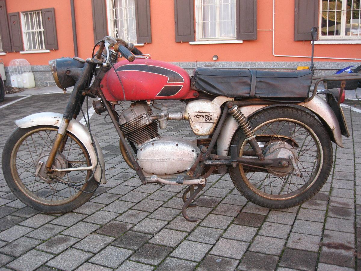 1962 Moto Guzzi Stornello Sport 125 For Sale (picture 1 of 5)