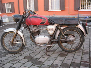 1962 Moto Guzzi Stornello Sport 125 For Sale