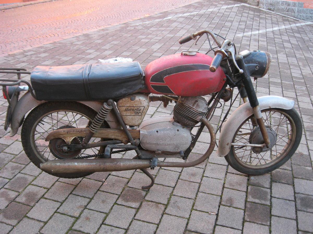 1962 Moto Guzzi Stornello Sport 125 For Sale (picture 2 of 5)