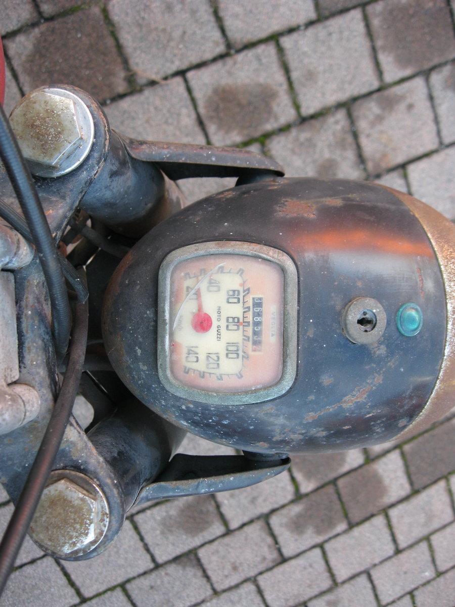 1962 Moto Guzzi Stornello Sport 125 For Sale (picture 3 of 5)