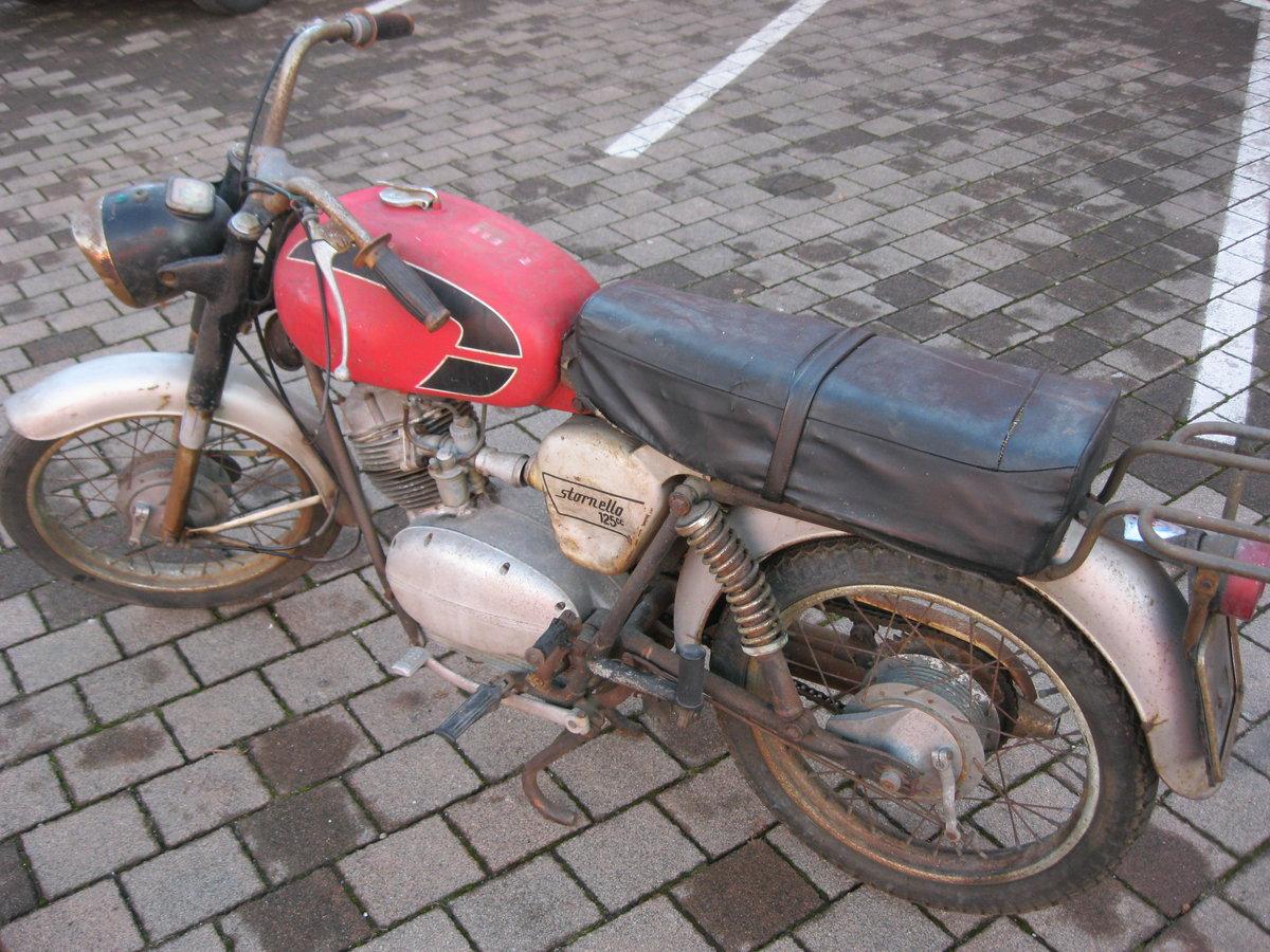 1962 Moto Guzzi Stornello Sport 125 For Sale (picture 4 of 5)