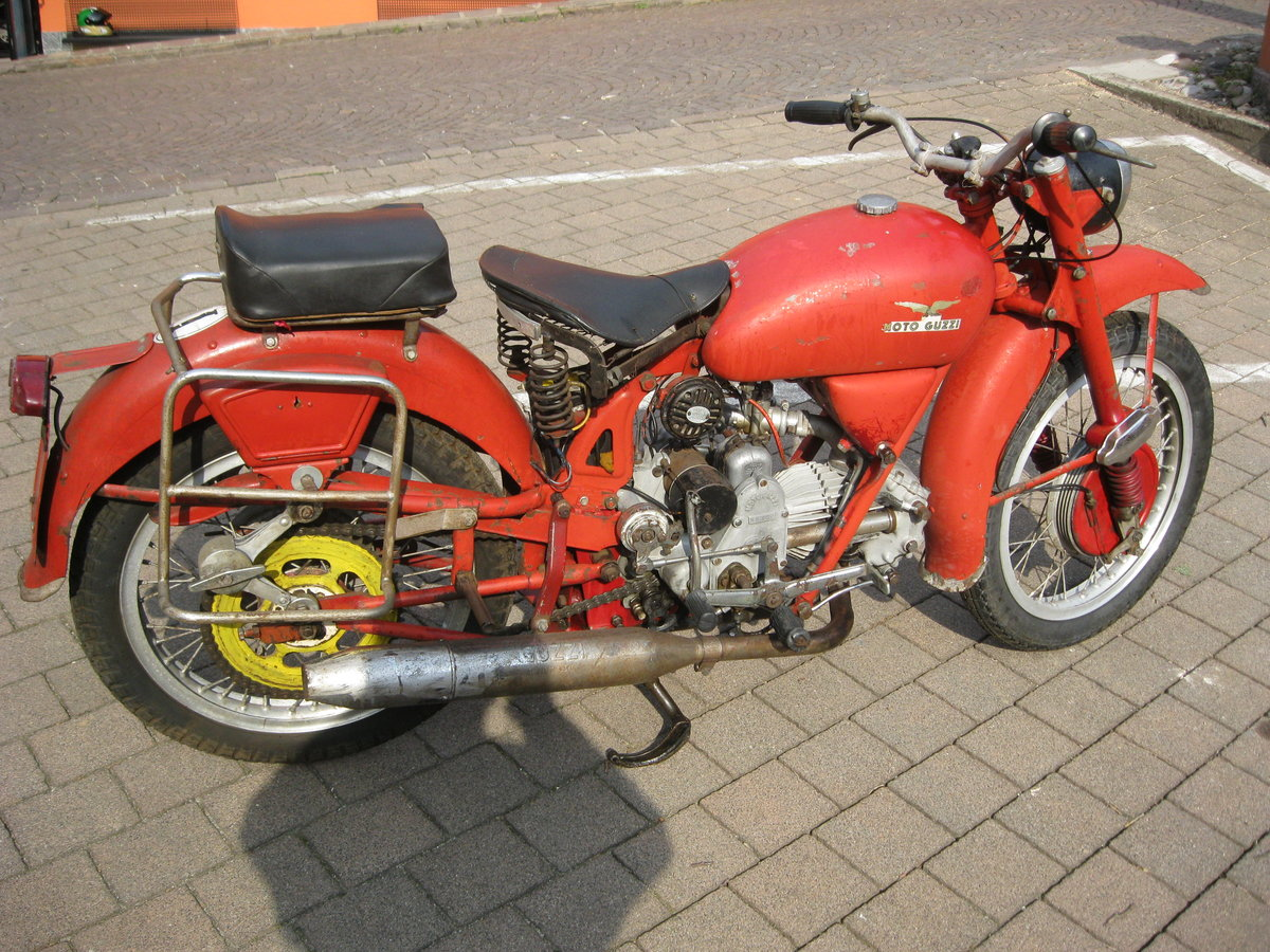 1952 Moto Guzzi Airone Sport For Sale (picture 1 of 5)