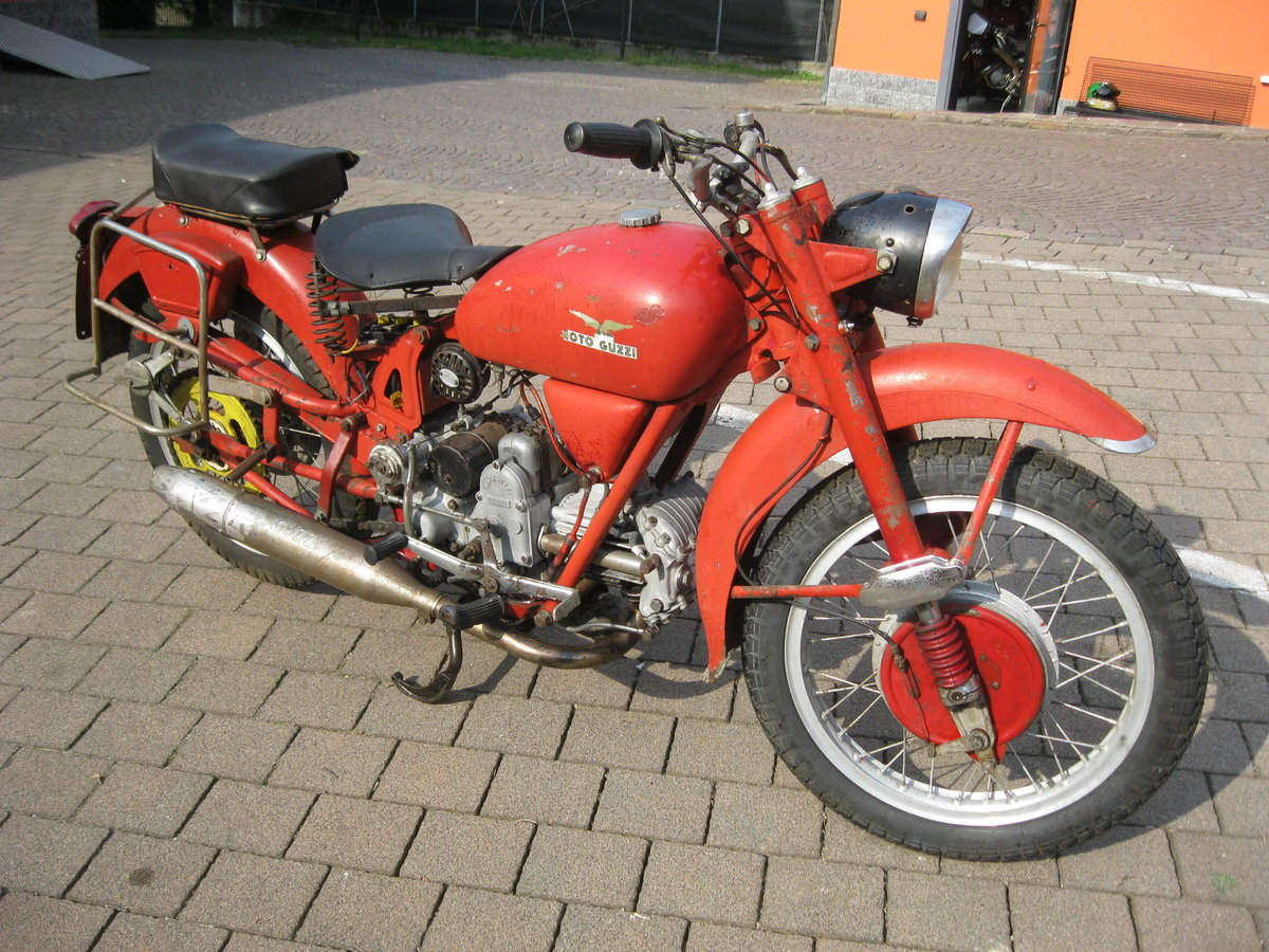 1952 Moto Guzzi Airone Sport For Sale (picture 2 of 5)