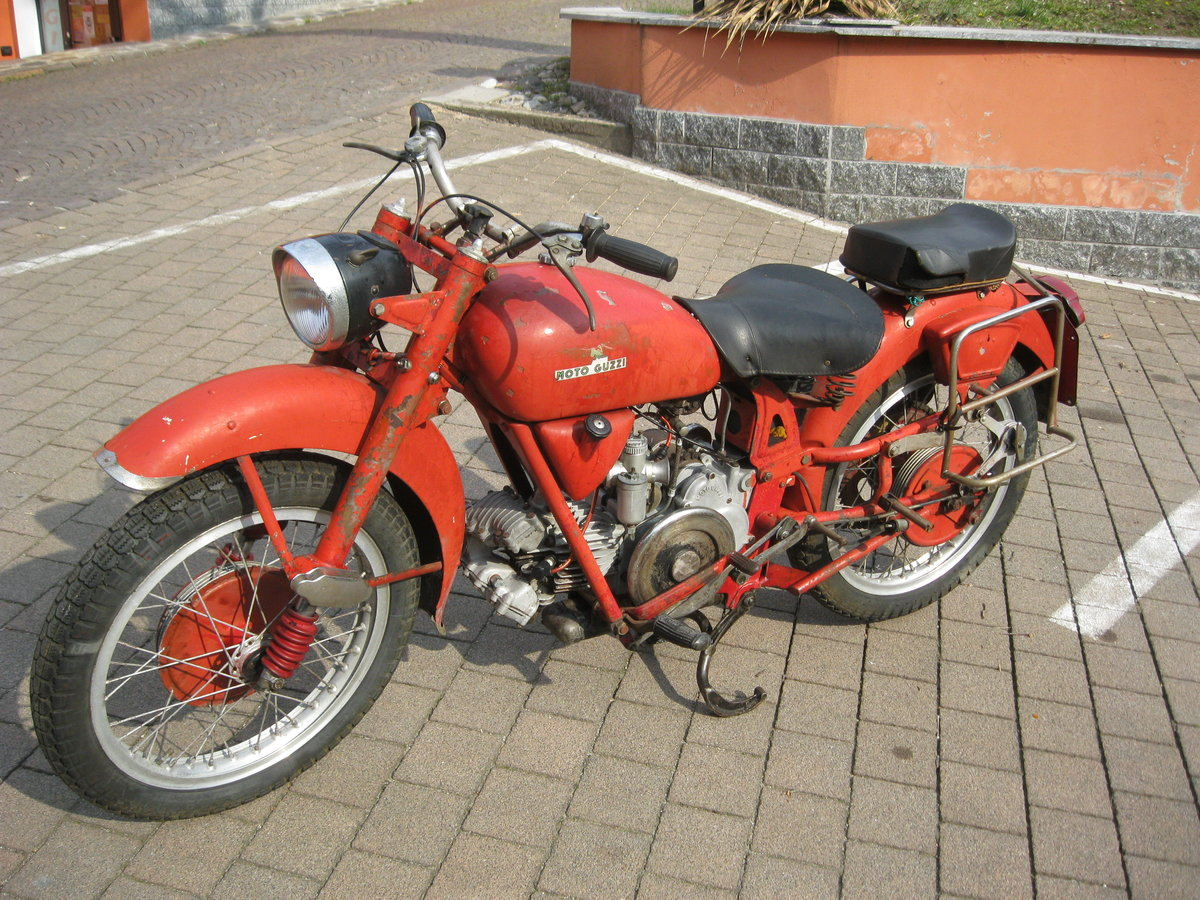 1952 Moto Guzzi Airone Sport For Sale (picture 3 of 5)