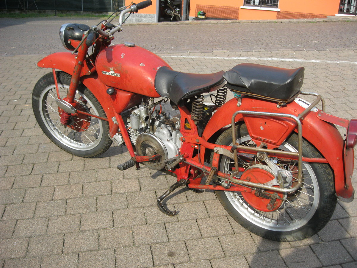 1952 Moto Guzzi Airone Sport For Sale (picture 4 of 5)