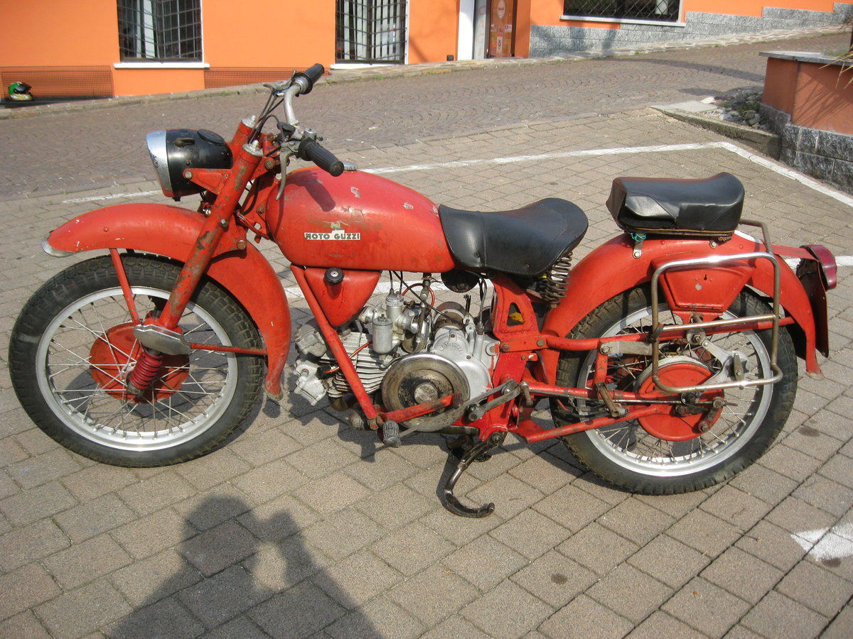 1952 Moto Guzzi Airone Sport For Sale (picture 5 of 5)