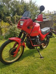 1987 Moto Guzzi NTX 650 (Not TT) £2550.00