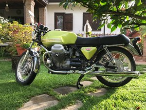 1972 GUZZI V7 SPORT For Sale