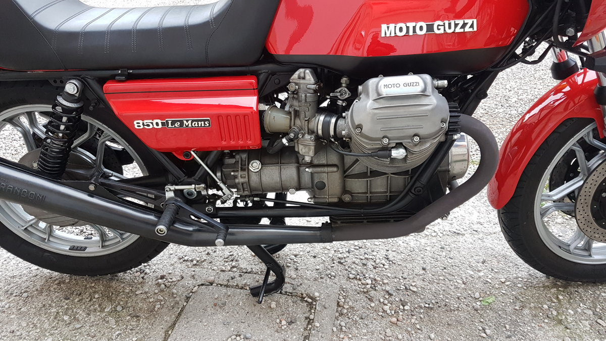 1977 Moto Guzzi  850 Le Mans 1 For Sale (picture 4 of 6)