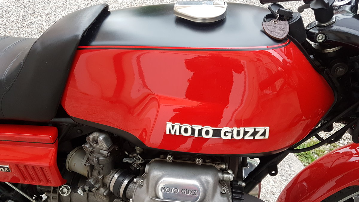 1977 Moto Guzzi  850 Le Mans 1 For Sale (picture 6 of 6)