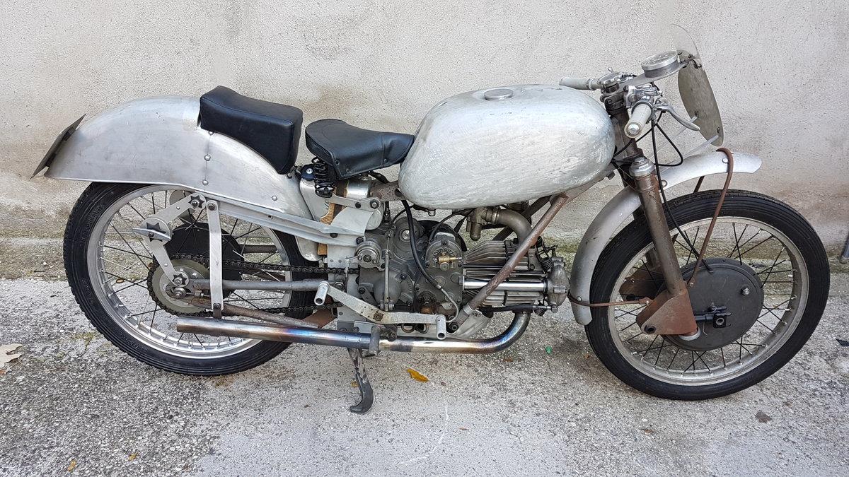 1946 Moto Guzzi GAMBALUNGA 500cc For Sale (picture 2 of 6)