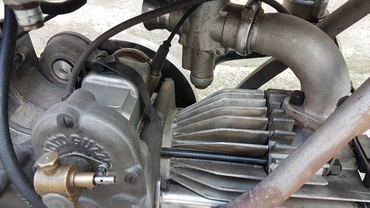 1946 Moto Guzzi GAMBALUNGA 500cc For Sale (picture 4 of 6)