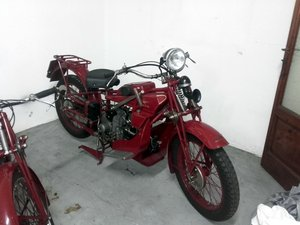 1930 Moto Guzzi Norge For Sale