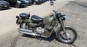 1970 Moto Guzzi Nuovo Falcone 500 Militare For Sale by Auction