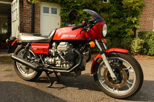 1978 Moto Guzzi Le Mans 850 (Mark 1) For Sale